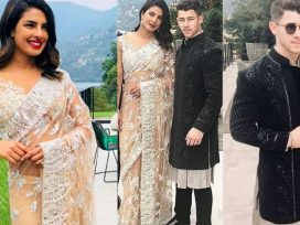 Priyanka Chopra And Nick Jones
