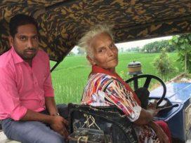 73 years old woman navroop kaur