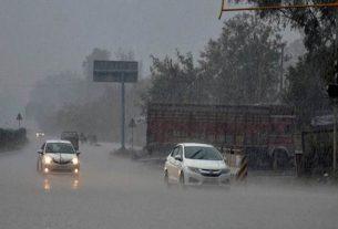 Rain In Punjab And Hariana