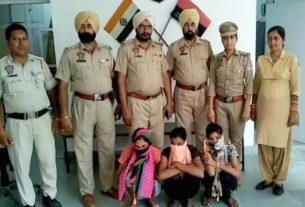 drug peddler three women arrested