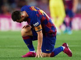 barcelona wins but messi injured