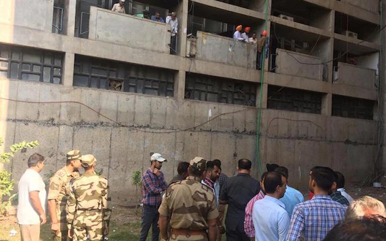 a-man-dead-after-jump-from-punjab-secretariat-building